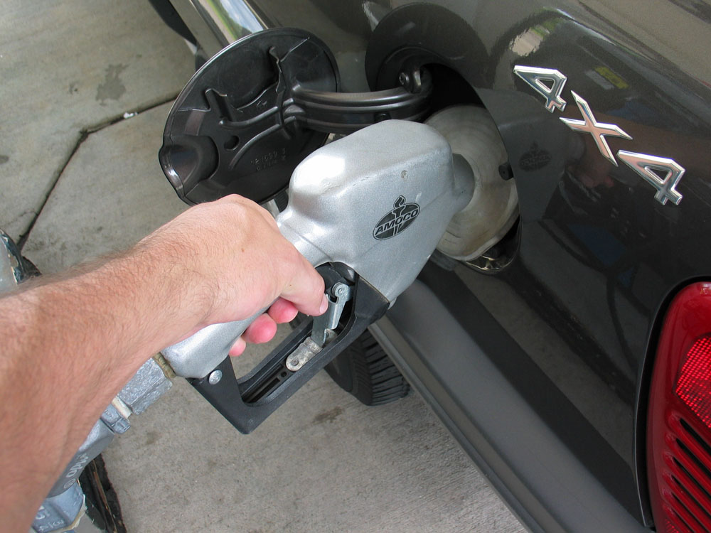 Liberalizzazione di benzina e gasolio