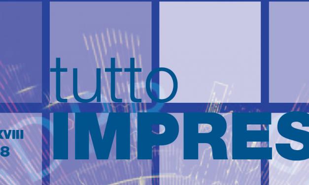 TUTTOIMPRESA. NUMERO 3 – 2018