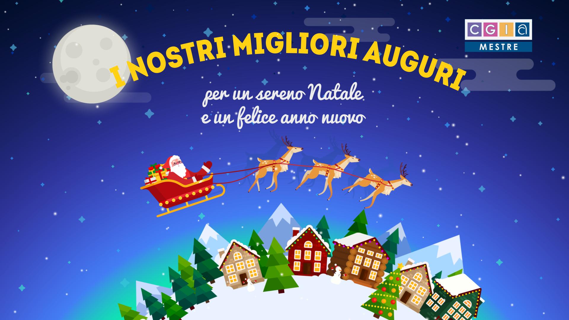 Cartoline Buon Natale E Felice Anno Nuovo.Buon Natale E Felice Anno Nuovo Da Tutto Lo Staff Della Cgia Cgia Mestre