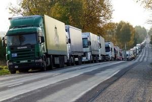 Brennero, stop ai tir: quasi la meta' del traffico e' in capo a vettori stranieri