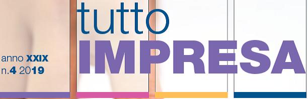 TUTTOIMPRESA. NUMERO 4 – 2019