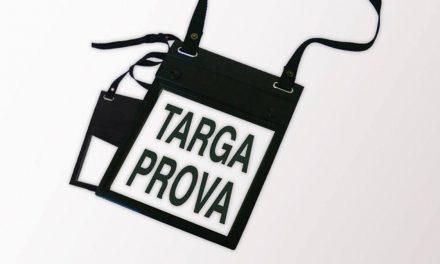 TARGA PROVA:PER LA CASSAZIONE NON SI PUO' PIU' USARE SULLE AUTO IMMATRICOLATE